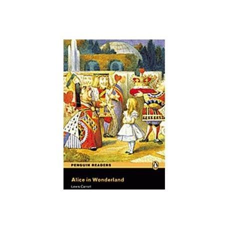 Alice in Wonderland. +CD.