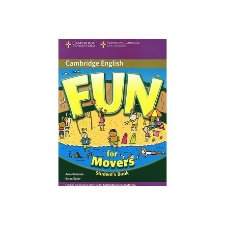 Fun for Movers: Student's Book
