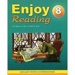 Enjoy Reading-8. Книга для чтения в 8 классе общеобразовательной школы