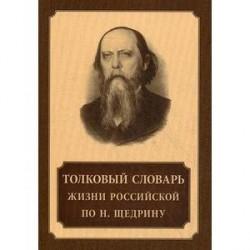 Толковый словарь жизни российской по Н. Щедрину.