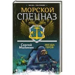Морской спецназ. Звезда героя: роман.