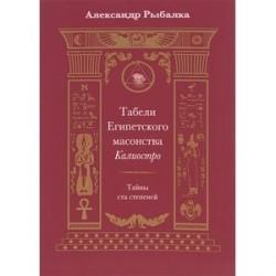 Табели Египетского масонства Калиостро. Тайны ста степеней.