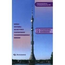 Целевые программы как инструмент реформирования телекоммуникационных компаний