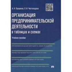 Организация предпринимательской деятельности в таблицах и схемах. Учебное пособие