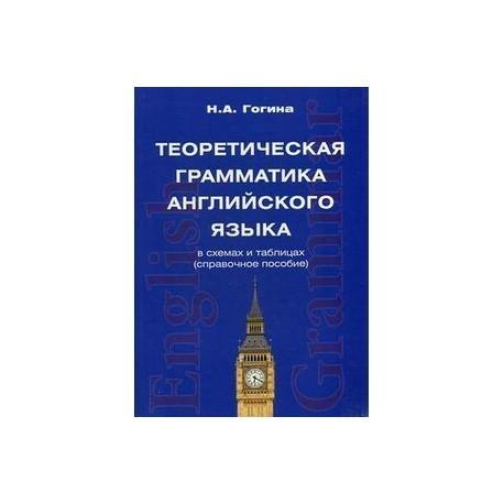 Теоретическая грамматика английского языка в схемах и таблицах