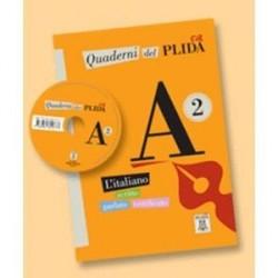 Quaderni del PLIDA - A2 (libro + CD)