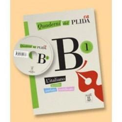 Quaderni del PLIDA - B1 (libro + CD)