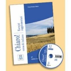 Chiaro A1 (libro esercizi supplementari +CD)