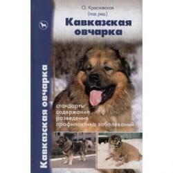 Кавказская овчарка. Стандарты. Содержание. Разведение. Профилактика заболеваний