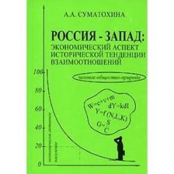 Россия-Запад:экономический аспект исторической тенденции взаимоотношений