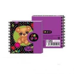 58008 Подарочный дневничок - тетрадь'Мишка Misha'