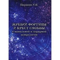 Жребий фортуны и крест судьбы в натальной и хорарной астрологии