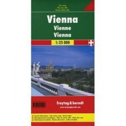 Вена. Карта / Vienna: City Map