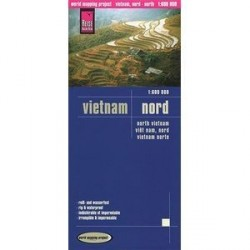 Вьетнам. Север. Карта/ Vietnam, North