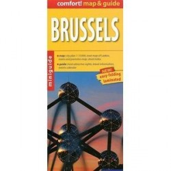 Брюссель / Brussels: Miniguide
