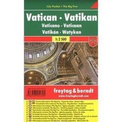 Ватикан. Карта-покет +Большая пятерка / Vatiсan: City Pocket + The Big Five