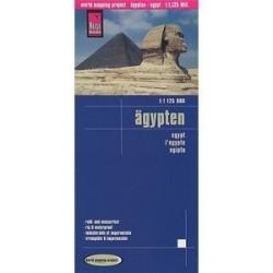 Египет. Карта / Egypt