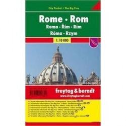 Рим. Карта-покет +Большая пятерка