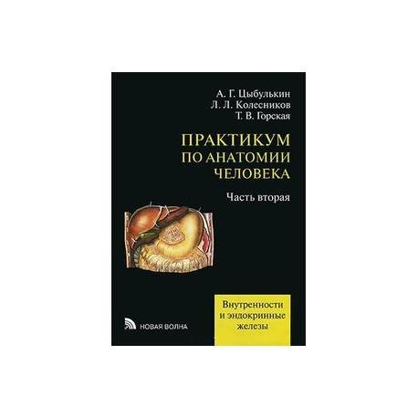 Практикум по анатомии человека. В 4-х частях. Учебное пособие. Часть 2: Внутренности и эндокринные железы