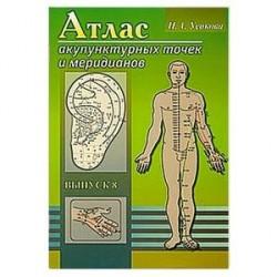 Атлас акупунктурных точек и меридианов. Выпуск 8