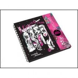 Книга для девочек 'Мой Дневник. Monster High' (53565)