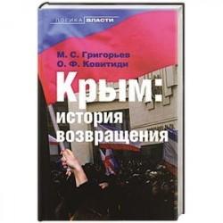 Крым:история возвращения