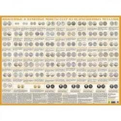 Юбилейные и памятные монеты СССР