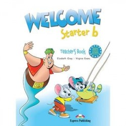 Welcome: Starter b: Teacher's Book: With posters