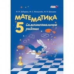 Математика. 5 класс. Самостоятельные работы. ФГОС