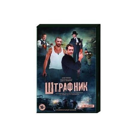 Штрафник. (12 серий). 2 DVD