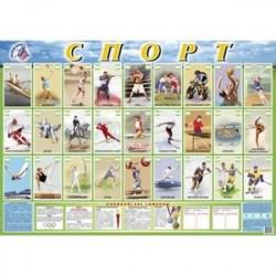 Спорт. Плакат