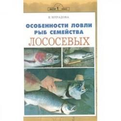 Особенности ловли рыб семейства лососевых
