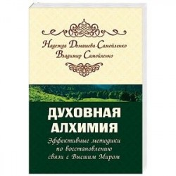 Духовная алхимия. Эффективные методики по восстановлению связи с Высшим Миром