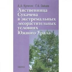 Лиственница Сукачева в экстремальных лесорастительных условиях Южного Урала
