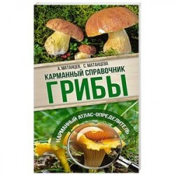 Грибы. Карманный справочник-определитель. Самые распространенные грибы и их двойники