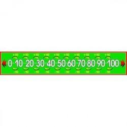 Числовой ряд (десятки)