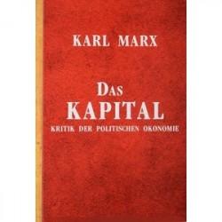 Das Kapital, Kritik der politischen Okonomie - Капитал. Критика политической экономии