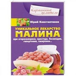 Уникальное лекарство малина. При атеросклерозе, простуде, бесплодии, гипертонии, ожирении…
