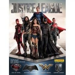 Альбом 'Лига справедливости', с 15 наклейками