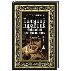 Большой травник сибирской целительницы. Книга вторая.