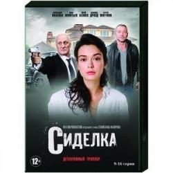 Сиделка. Том 2. (9-16 серии). DVD