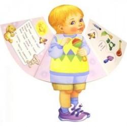 Жили-были книжки. Кукла-книжка. Антоша