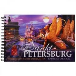 Sankt-Petersburg Und Seine Umgebung. Neugestaltung Der Jahreszeiten