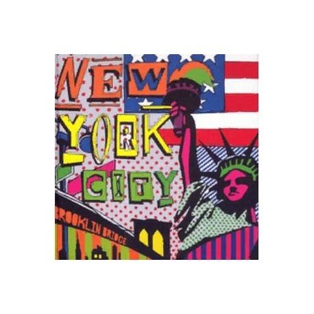 Скетчбук 'Нью-Йорк'