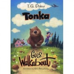 Tonka goes walkabout