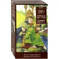 Таро Друид Крафт. Инструкция и полная колода 78 карт + 2