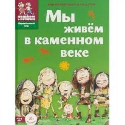 Мы живем в каменном веке. Энциклопедия для детей