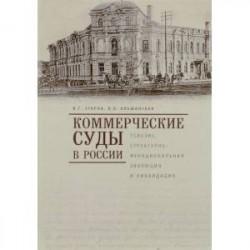 Коммерческие суды в России. Генезис, структурно-функциональная эволюция и ликвидация
