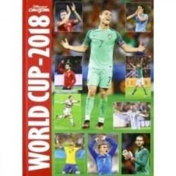 World Cup-2018. Чемпионат мира по футболу. Фотоальбом (на русском и английском языке)