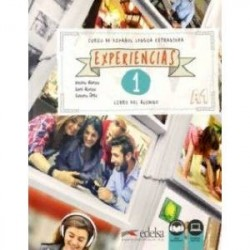 Experiencias. Libro del alumno 1 (A1) (+ audio descargable)